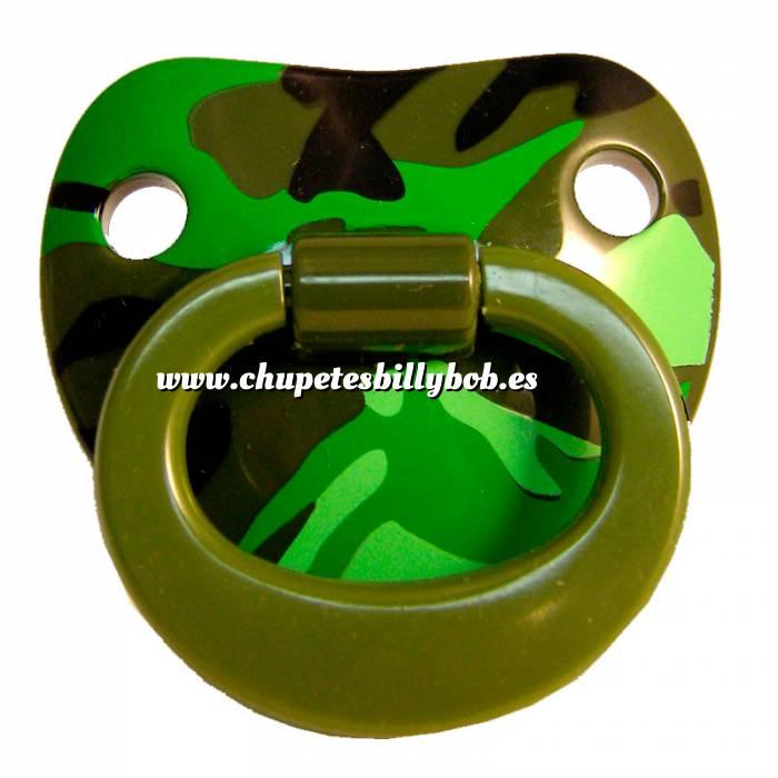 Imagen Chupetes Dientes Chupete Camuflaje Baby - Camo Baby (Últimas Unidades)